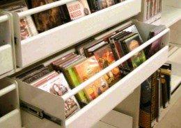 Accessori scaffale biblioteca