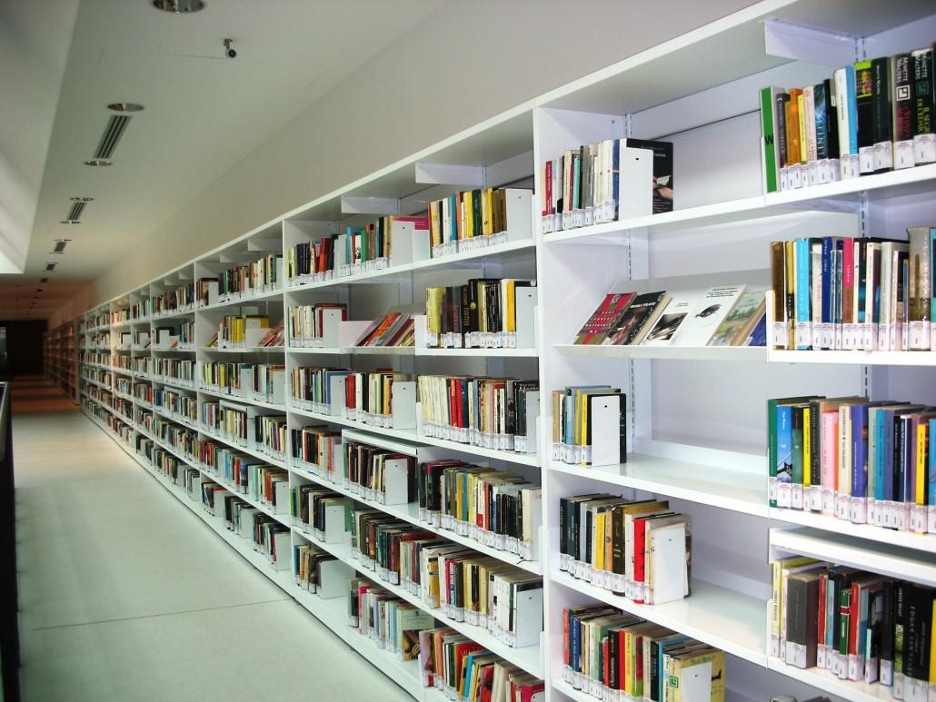Scaffalature Per Biblioteca.Scaffale Biblioteca Lt Abaco Forniture