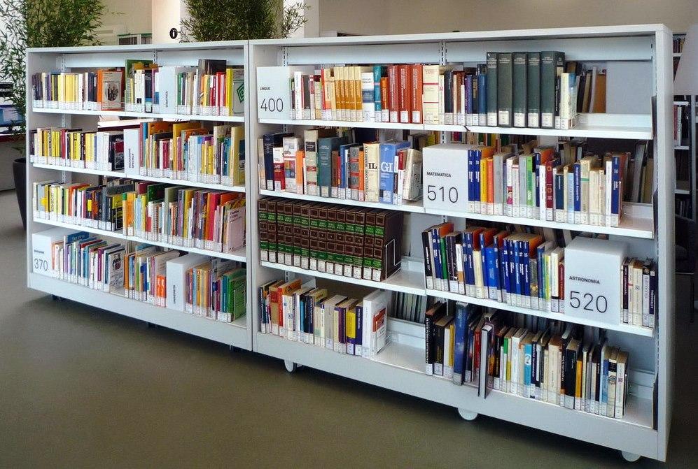 Scaffali Da Biblioteca.Scaffale Biblioteca Lt Abaco Forniture