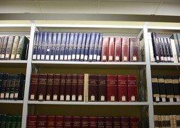 ILLUMINAZIONE SCAFFALE BIBLIOTECA