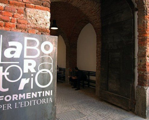 Laboratorio Formenti  per l'editoria - Fondazione Mondadori - Milano Brera